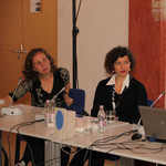 Symposium: How much politics, how much fascism? <em>Photo: Boštjan Lah</em>